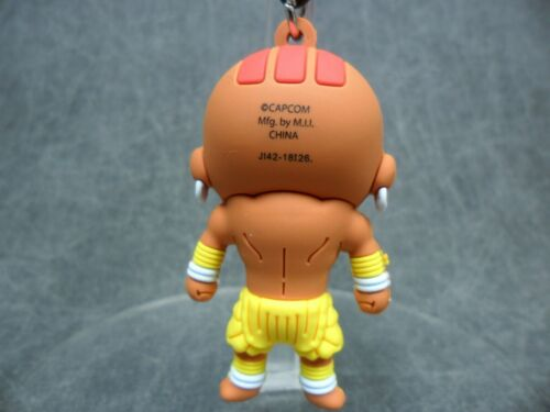 Dhalsim aveugles Sac Clip Porte-clés Keychain Monogram Street Fighter Neuf