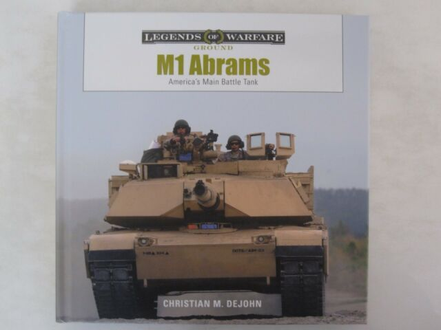 M1 Abrams - America's Main Battle Tank  (Legends of Warfare - Ground)