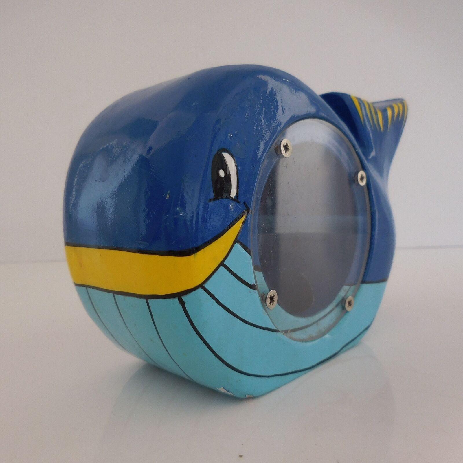 Moneybox Whale Art-D FRAM5533;65533; co Retro årgång FMF Made in France
