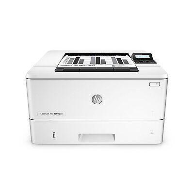 HP LaserJet Pro M402dn Laserdrucker s/w C5F94A A4 Drucker Duplex Netzwerk USB