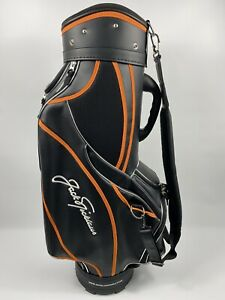 Jack-Nicklaus-Tour-Bag-Brand-New-Black