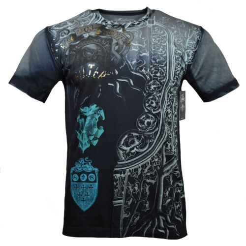 Tee-shirt homme-Filtre-City Of Angels-Art Médiéval-Made in the USA