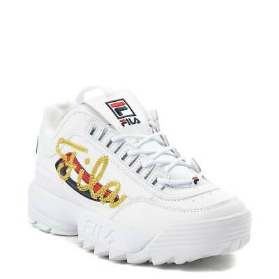 Chaussures pour femme Fila Disruptor II Script Baskets Femme