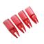50pcs-Archery-Arrow-Nocks-ID8mm-Plastic-Tails-for-Wood-Bamboo-Shaft-Bow-Hunting thumbnail 13