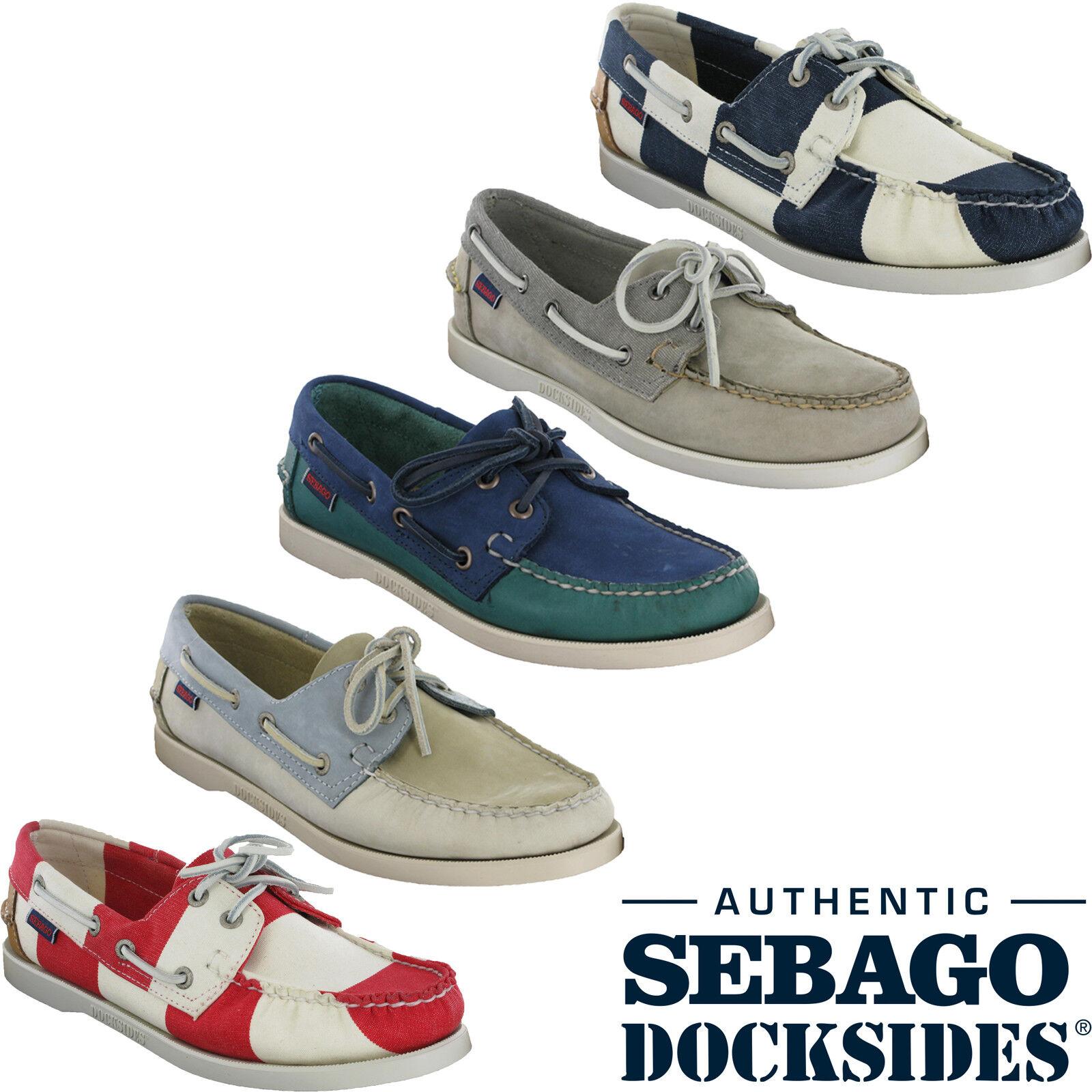 Sebago Spinnaker Docksides da women Barca Casual shoes Stringate Brogue Basse