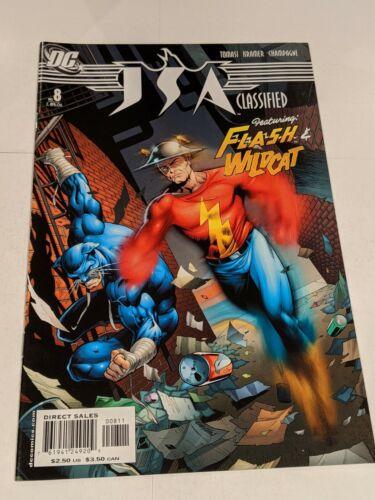 The Next #1 September 2006 DC Comics Williams Smith Wong