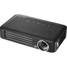 Vivitek Qumi Q6 800 Lumen WXGA 720p HD LED Wireless Pocket Projector - Gray