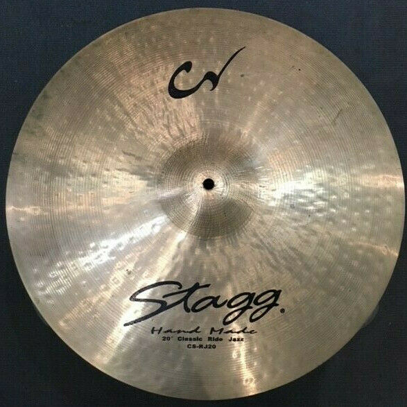 STAGG CS-RJ20 CLASSIC SERIES JAZZ RIDE CYMBAL, USED