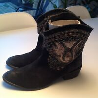 Find Cowboy i Sko og støvler Støvler Køb brugt på DBA