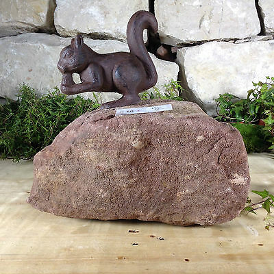 Garten Terrasse Bachlauf Naturstein Sandstein Kräuterspirale Eichhörnchen Geko Durch Wissenschaftlichen Prozess