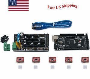 RAMPS-1-4-3D-PRINTER-CONTROLLER-Mega-2560-Atmega16u2-Atmega2560-5x-A4988-2A