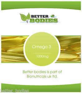 OMEGA-3-Olio-di-Pesce-1000mg-18-12-365-capsule-di-alta-qualita-meglio-Organismi