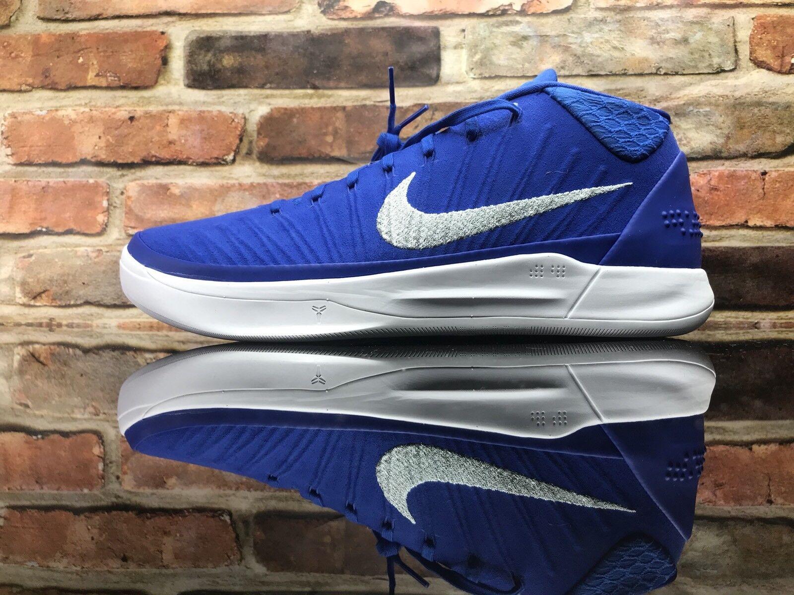 Nike Kobe AD AD AD TB Promo Game Royal Silver Mens Basketball shoes Size 11.5 bluee 1bc960