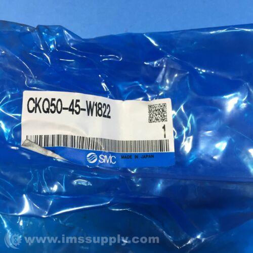 Details about  /SMC Pneumatics CKQ50-45-W1822 Clamp Cylinder Locator Pin FNOB