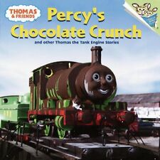 Pictureback: Thomas and Friends : Percy's Chocolate Crunch and Other Thomas the Tank Engine Stories by Random House Staff (2003, Paperback)
