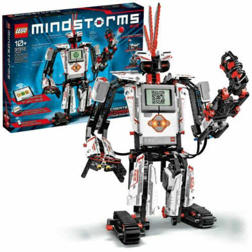5 in 1 App Controlled Bluetooth NEW MINT LEGO 31313 Mindstorms EV3 Robotics Kit