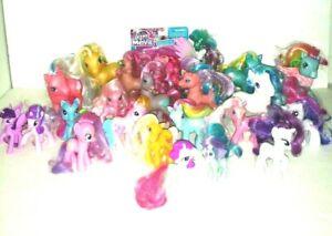 Mlp Pony Lot 23 Vintage Tlc Ponies 90s 00s Toys Collection Ebay