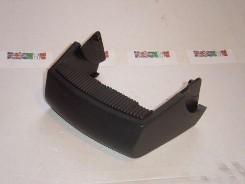 New Vespa T5 Mk1 Black Plastic Rear Frame Protector T5125 Rear Bumper