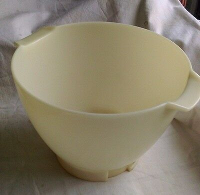 Kenwood Chef mixer A701 /901  KENLYTE Plastic mixing bowl