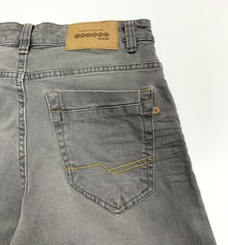 Bonobo Organic Cotton Men/'s Regular Instinct Jeans In Dark Grey