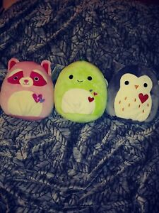 Pozostałe Squishmallow Grey Owl