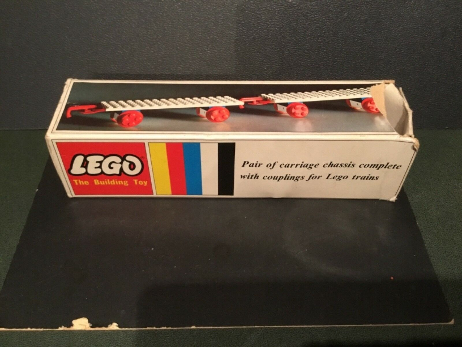 Lego  152. 152. 152. two  Train Wagons set 32e12f