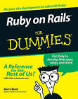 Ruby on Rails For Dummies by Barry Burd (Paperback, 2007)