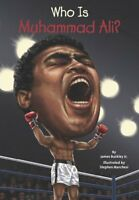 Who Is Muhammad Ali? (who Was...?) By James Buckley, (paperback), Grosset Andamp on sale
