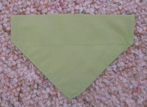 Personalized Dog Bandana Several Colors Available