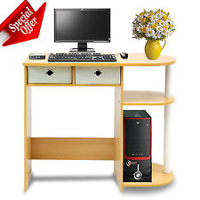 Student Desk Computer Laptop Small Workstation Office Home Writing Secretary