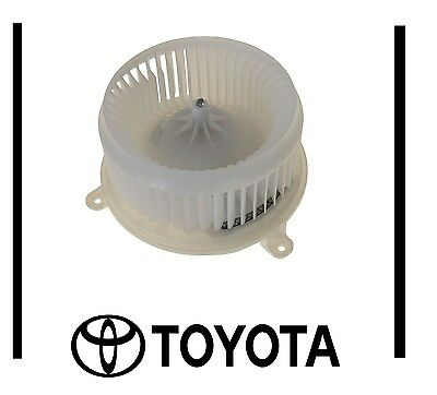 87103-0C051 OEM TOYOTA SIENNA FRONT BLOWER MOTOR WITH FAN ASSEMBLY 2011-2017