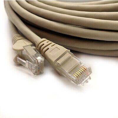 RJ45 CAT6 Network N Cable Gigabit Ethernet Fast Patch Lead 1m//50m Wholesale  SG