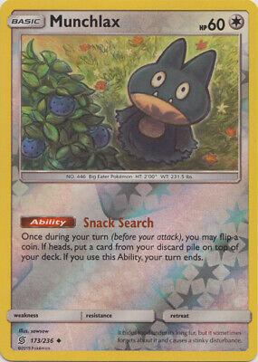 Pokemon Munchlax 173//236 S/&M Unified Minds Uncommon PERFECT MINT
