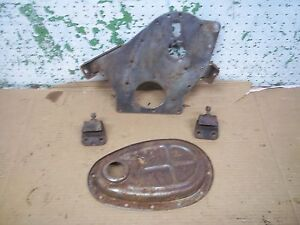 1967 1970 Triumph Spitfire Mkiii Front Engine Mount Plate Timing