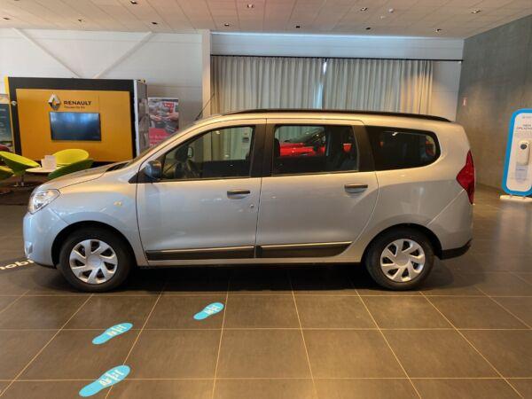 Dacia Lodgy 1,3 TCe 100 Streetway 7prs - billede 1