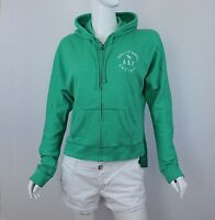 Abercrombie & Fitch Women's Hoodie samantha' Size Xs, Green