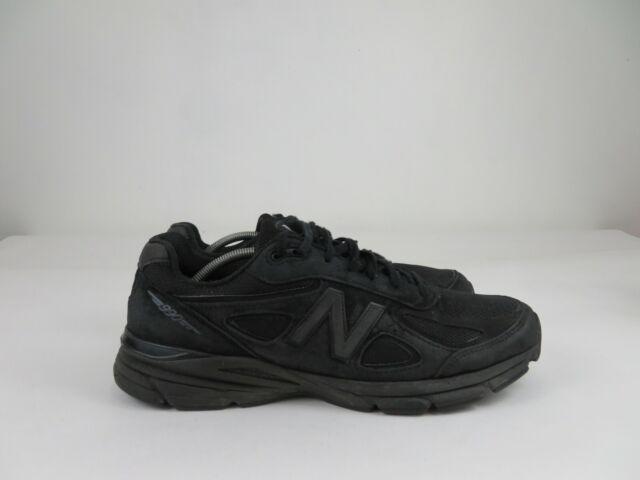 Size 14 - New Balance 990v4 Black Silver