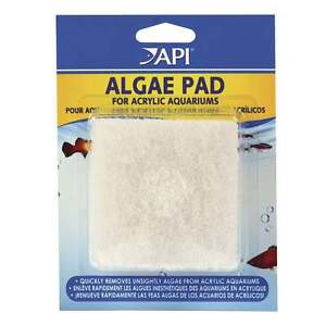 Api Algae Cleaning Pad For Acrylic Aquarium Fish Tank 17163010449 Ebay