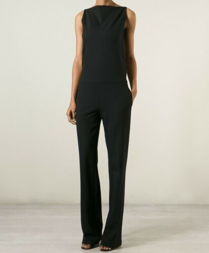 Back 38 36 Or Jumpsuit Dress Haider 6 4 Backless Ackermann Black Open w0xqTctvRf