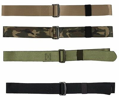 "Adjustable Nylon BDU 1.75"" Camo Belt Rothco 4179 4095 4498  4499 4096 4498 4097"