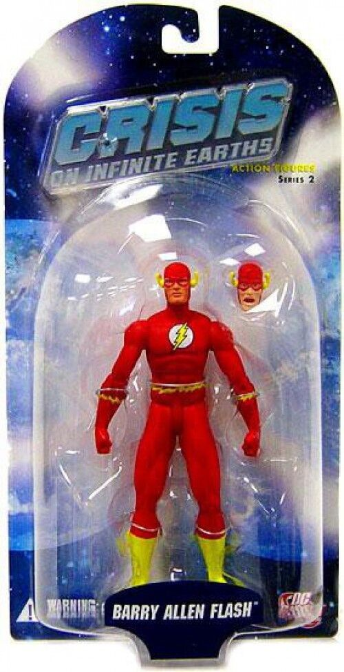 DC Crisis on Infinite Earths Series 2 Barry Allen Flash Action Figure