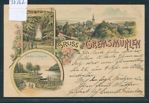 Lübeck Zug 2 O 1897 Rabatte Verkauf Malente Ak Gruss Aus Gremsnühlen Bahnpost Kiel Fein 30367