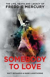 RICHARDS-MATT-SOMEBODY-TO-LOVE-UK-IMPORT-BOOK-NEW