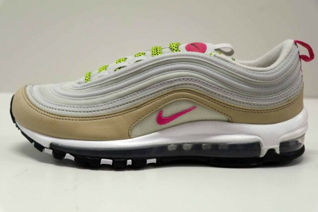 sports shoes 4acdf f9981 WMNS Nike Air Max 97 Light Bone Deadly Pink 921733-004