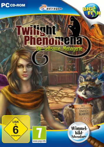 1 von 1 - Twilight Phenomena: Die seltsame Menagerie (PC, 2015, DVD-Box)