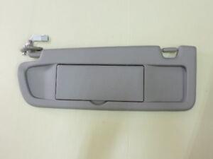New OEM Left Side Sun Visor Gray For Civic Sedan 4Dr 06 07 08 09 10 2011