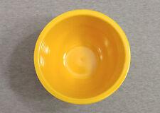 Fiesta Vintage Yellow #3 Nesting Mixing Bowl - Fiestaware (1938 - 1942)