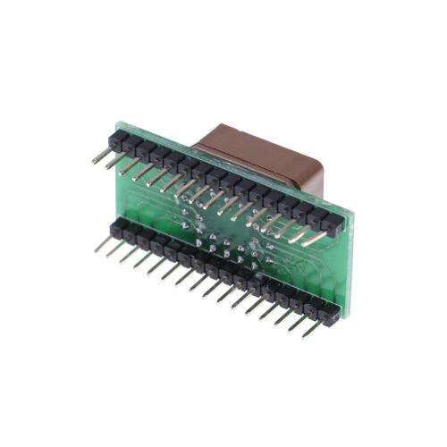 Plcc32 to dip32 programmer adapter ic socket converter module F/'US