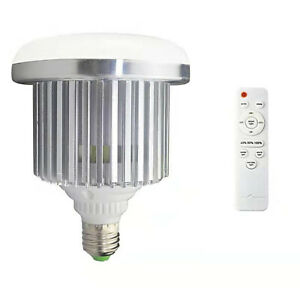 85-Watt-Bi-Color-LED-Screw-Base-with-Remote-Control