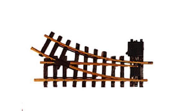 LGB G Scale Manual Switch Right R1 30º   12000